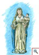 Josep Piqué - Mare de Déu del Blau